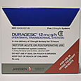 12 mcg/hr Duragsic Patch Packaging
