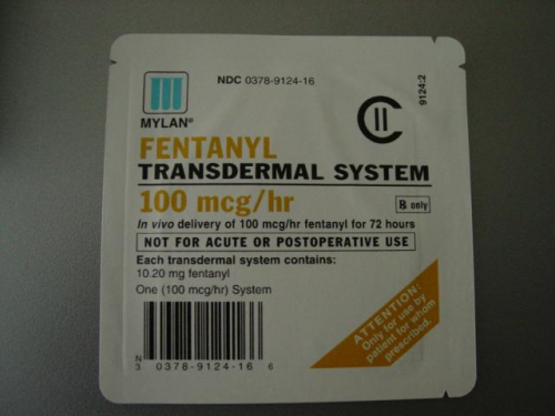 Fentanyl Patch dose too high? Starting at 100mcg/hour